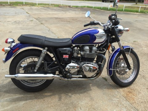 2004 Triumph Bonneville T100 for sale
