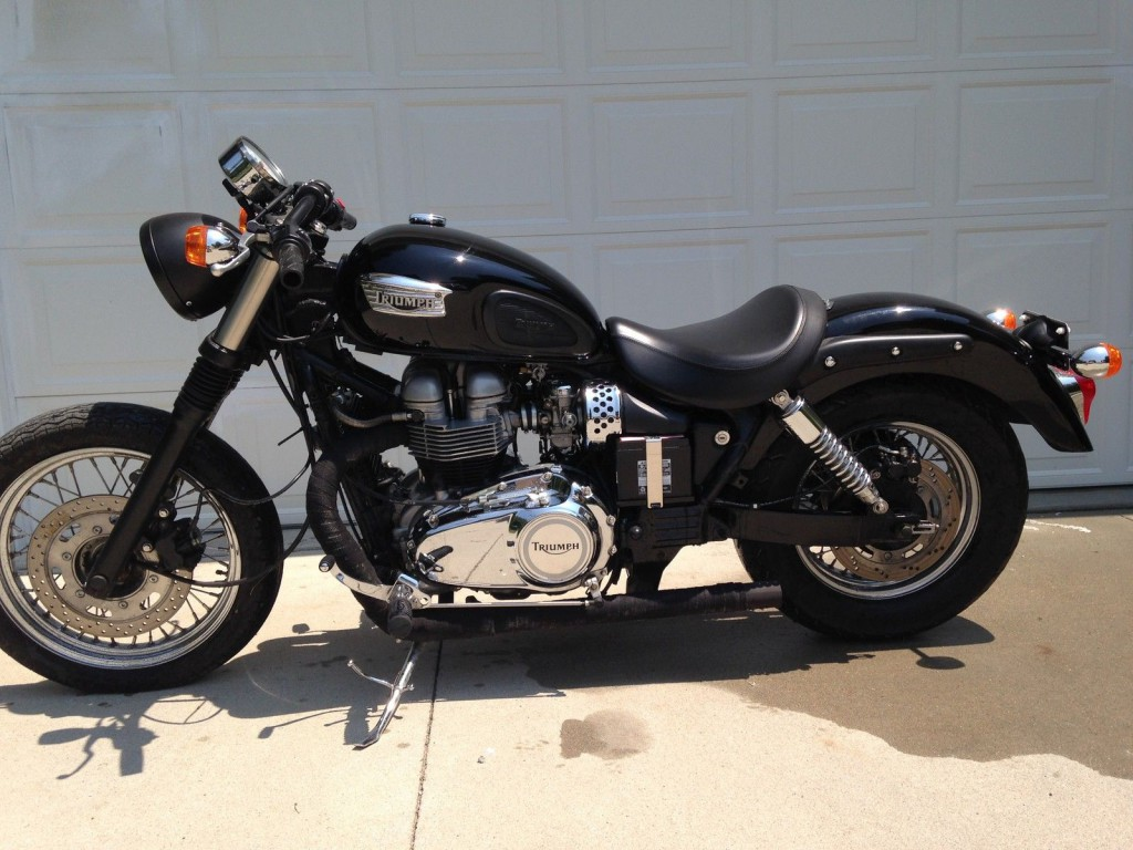 2004 Triumph Bonneville America For Sale
