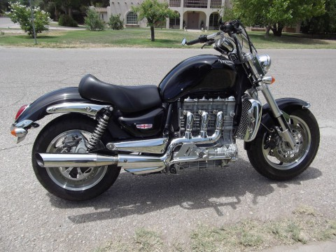 2005 Triumph Rocket III for sale