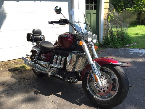 2006 Triumph Rocket III 3 for sale
