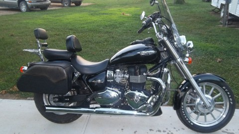 2010 Triumph for sale