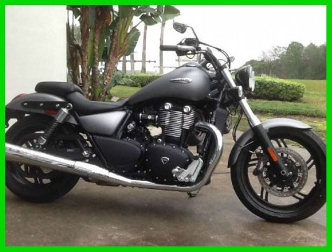 2013 Triumph Thunderbird for sale