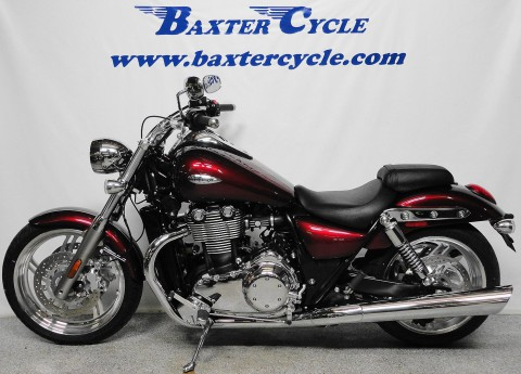 2014 Triumph Thunderbird for sale