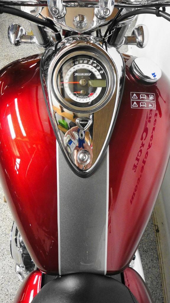 2014 Triumph Thunderbird