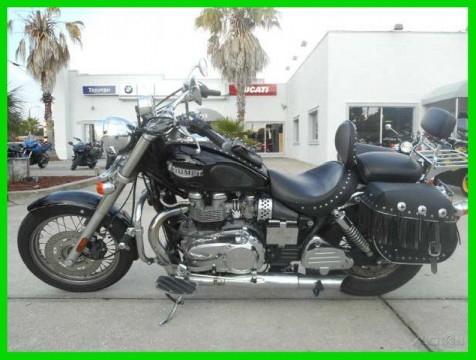 2006 Triumph America for sale