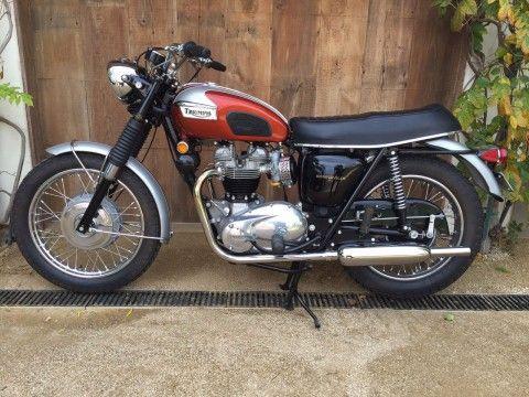 1969 Triumph Bonneville T120 for sale