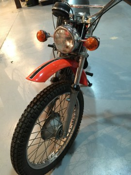 1971 Triumph T25t Trailblazer 250 for sale