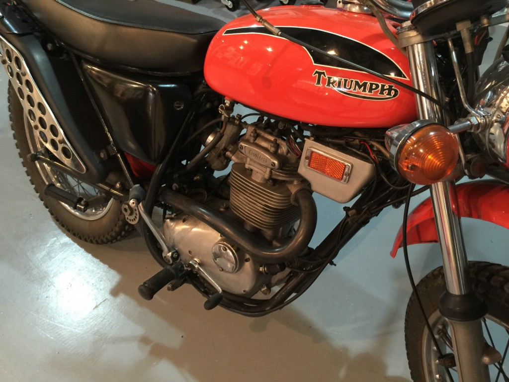 1971 Triumph T25t Trailblazer 250