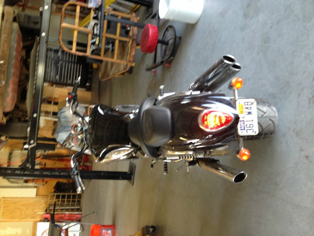 2005 Triumph Rocket III