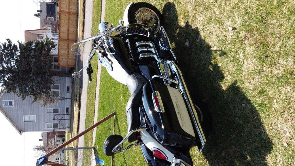 2008 Triumph Rocket III