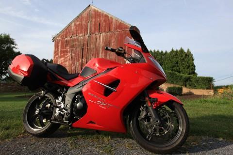 2008 Triumph Sprint ST 1050 for sale