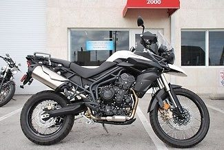 2012 Triumph Tiger XC800 for sale