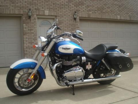 2012 Triumph America for sale