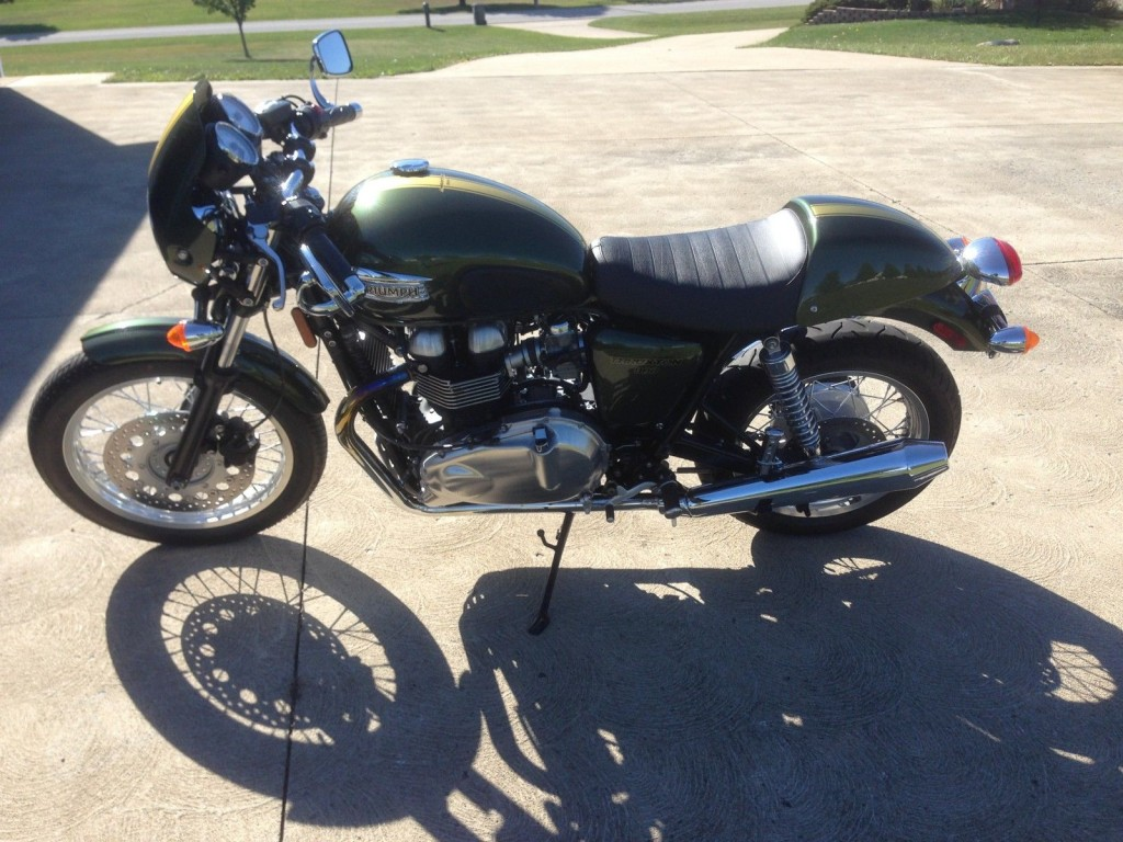 2014 Triumph Bonneville Thruxton for sale