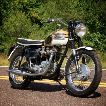 1964 Triumph Bonneville RS, 650cc Twin for sale
