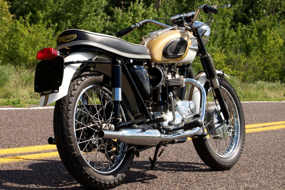 1964 Triumph Bonneville RS, 650cc Twin