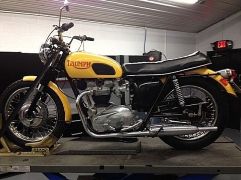 1969 Triumph Bonneville 650 T120 for sale