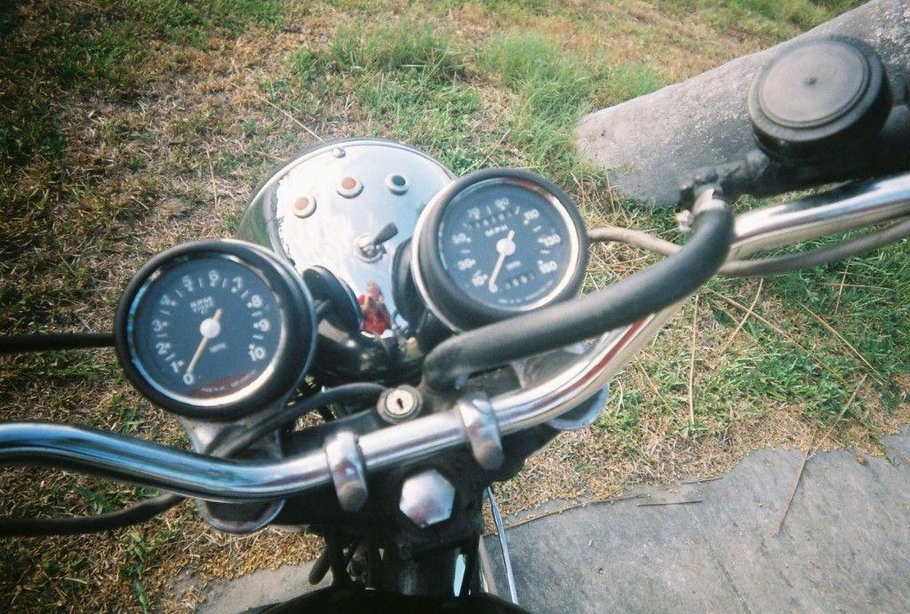 1974 Triumph Trident