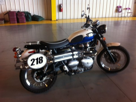 2006 Triumph Bonneville 900cc for sale