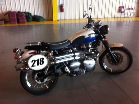 2006 Triumph Bonneville 900cc for sale