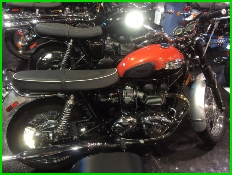2015 Triumph Bonneville T100 for sale