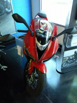 2015 Triumph Daytona 675 for sale