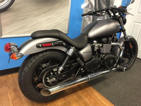 2015 Triumph Speedmaster for sale