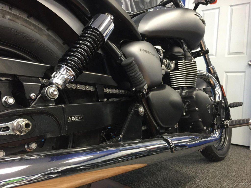2015 Triumph Speedmaster