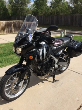 Triumph Tiger 955i 2006 Black One for sale