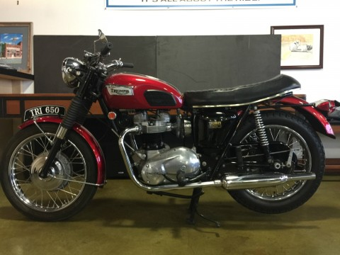 1969 Triumph Tiger TR6R for sale