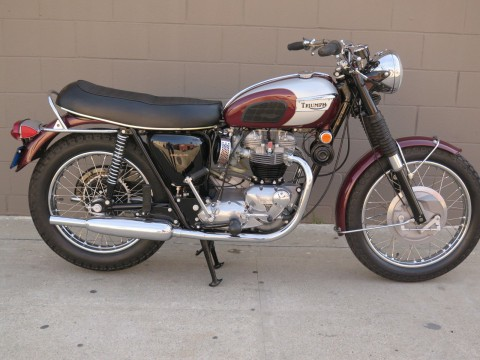 1970 Triumph Bonneville T120R for sale