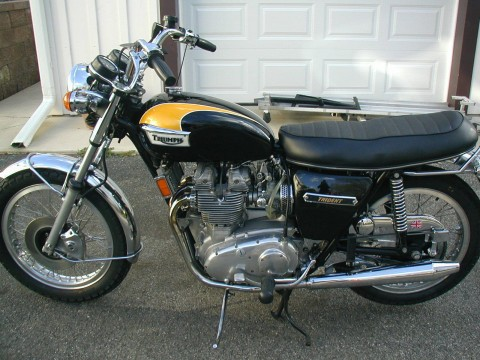 1974 Triumph Trident T150 for sale
