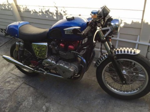 2006 Triumph Thruxton 900 for sale