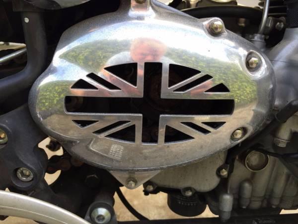 2006 Triumph Thruxton 900