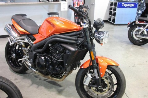 2010 Triumph Speed Triple 1050 for sale