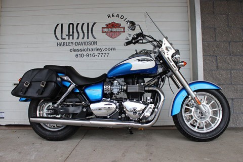 2012 Triumph America for sale