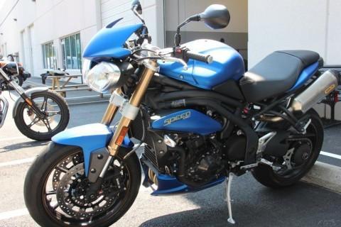 2014 Triumph Speed Triple for sale