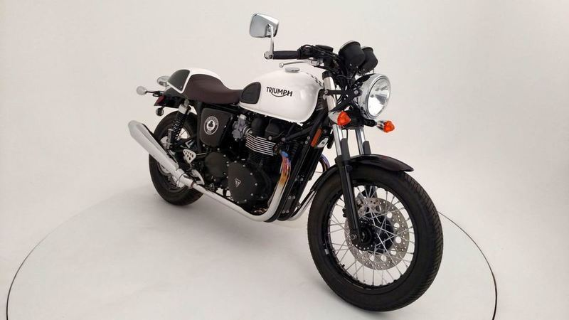 2015 Triumph Thruxton Ace