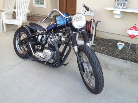 1964 Triumph Bonneville Bobber for sale