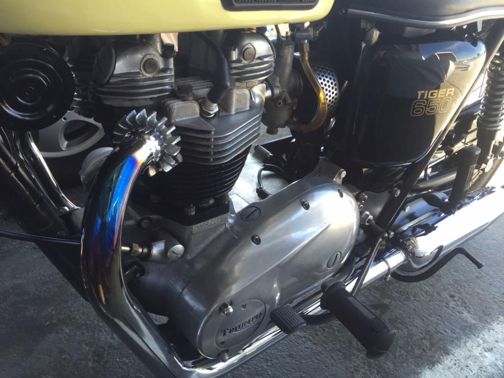 1969 Triumph Tiger 650