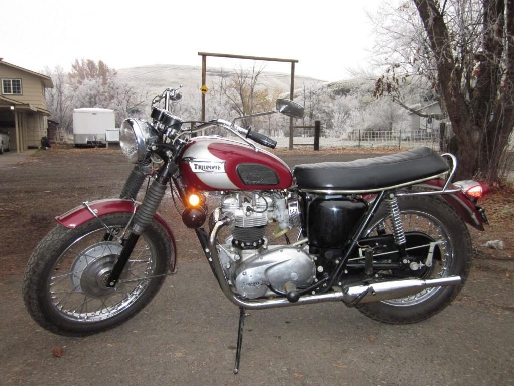 1970 Triumph Bonneville