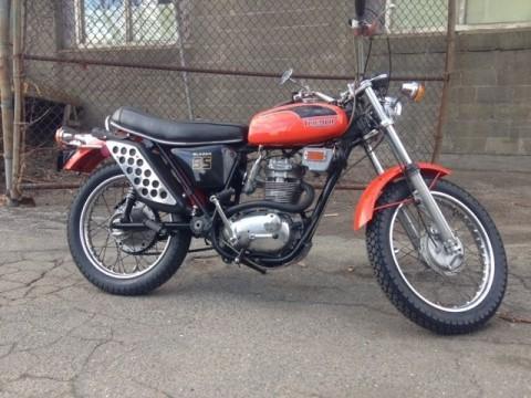 1971 Triumph Blazer 250 SS for sale