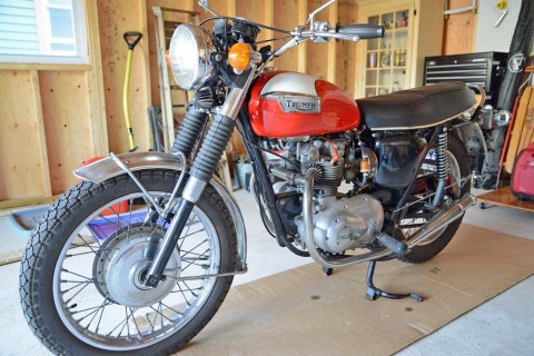 1973 Triumph Daytona 500 for sale