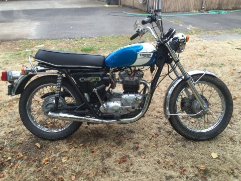1973 Triumph Tiger TR750R for sale