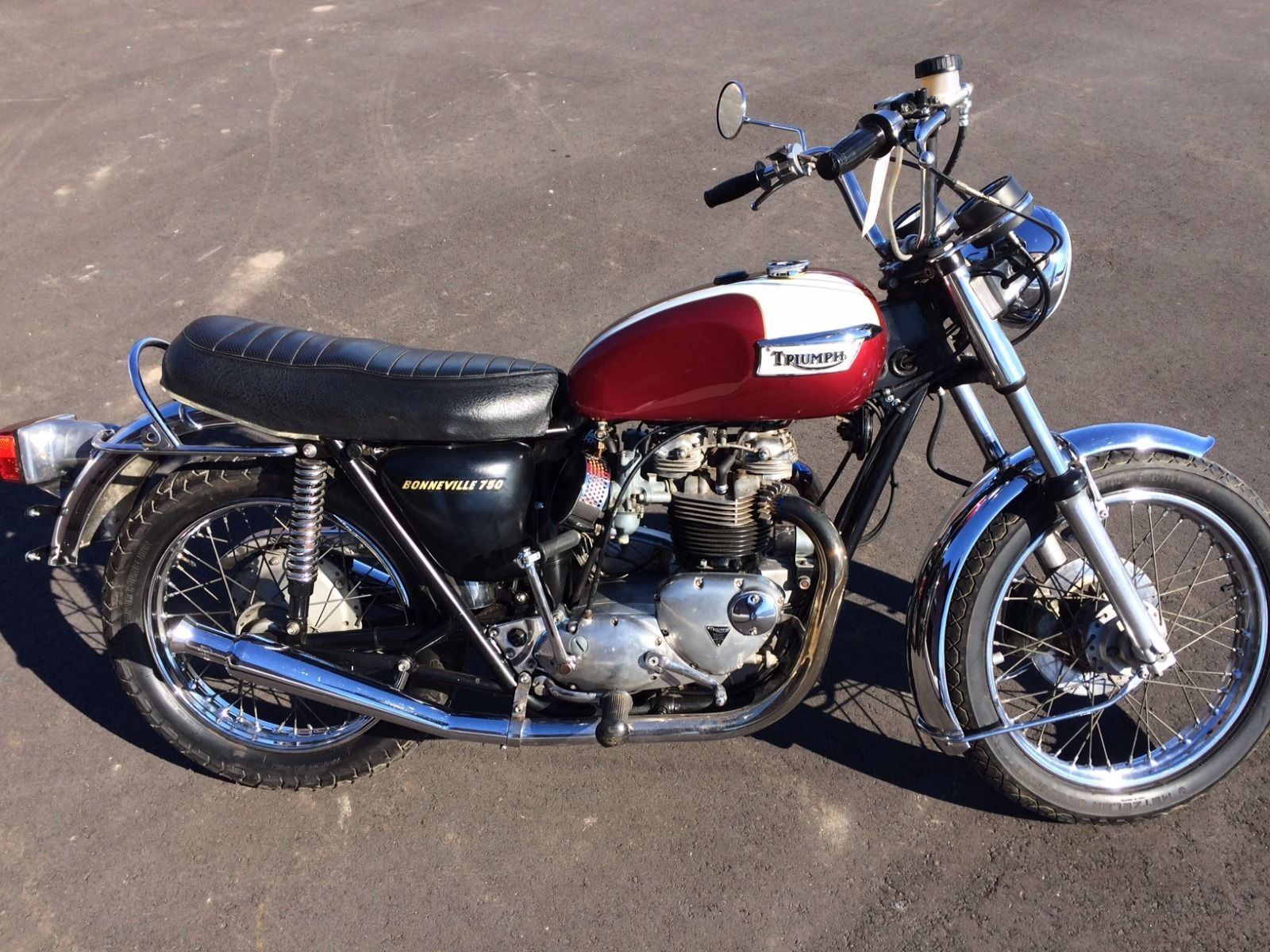 Triumph Bonneville Triumph Motorcycles For Sale
