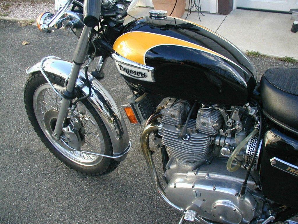 1974 Triumph Trident T150