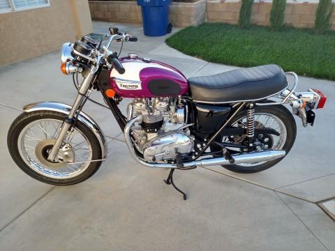 1976 Triumph Bonneville Restomod Motorcycle for sale