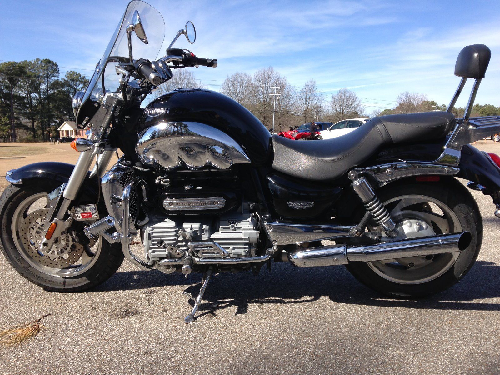2004 triumph rocket iii for sale. Black Bedroom Furniture Sets. Home Design Ideas
