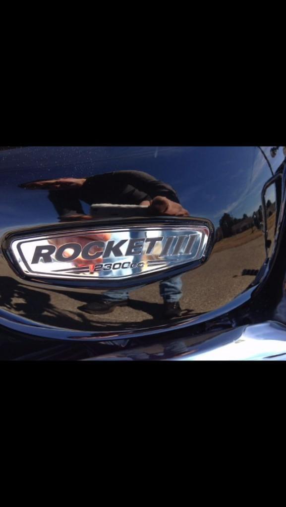 2004 Triumph Rocket III