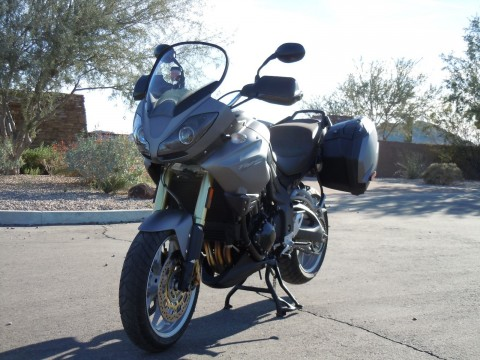2010 Triumph Tiger SE for sale